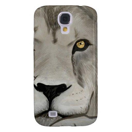 Lion Digital Painting HTC Vivid Case