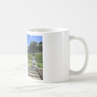 Lion Dogs Coffee Mug