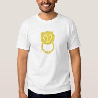 Lion Door Knocker T Shirt