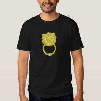 Lion Door Knocker Tee Shirt