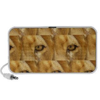 Lion eye mp3 speaker