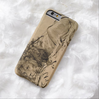 Lion Eyes Face Birthday Shower Party Love Destiny Barely There iPhone 6 Case