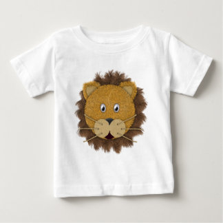 Lion Face Baby T-Shirt