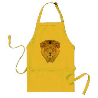 Lion Face Standard Apron