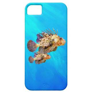 Lion Fish Case For The iPhone 5
