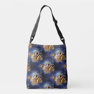 Lion Fish Crossbody Bag
