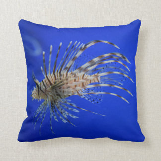 Lion Fish Cushion