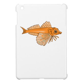 Lion Fish iPad Mini Case