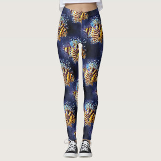 Lion Fish Leggings