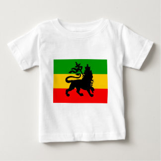 Lion Flag Baby T-Shirt