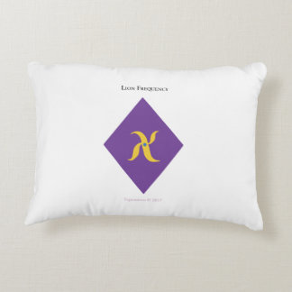 Lion Frequency Pillow