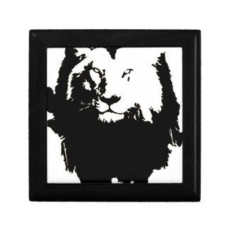 Lion Gift Box