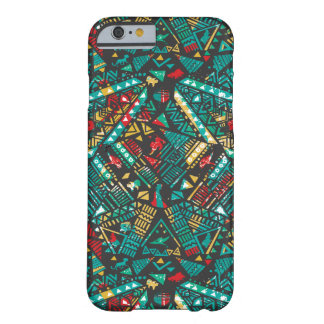 Lion Guard | African Pattern Barely There iPhone 6 Case