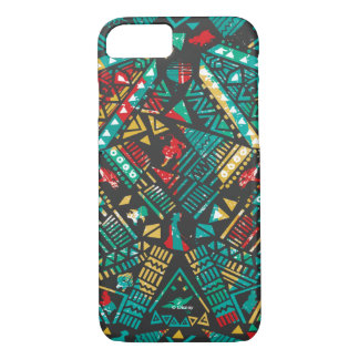 Lion Guard | African Pattern iPhone 7 Case