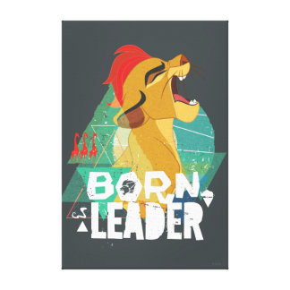 Lion Guard | Born Leader Kion Canvas Print