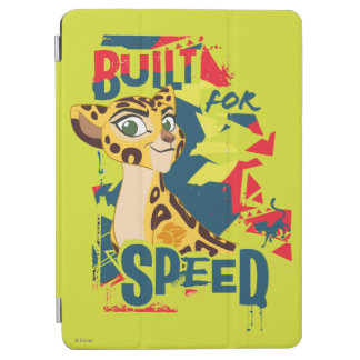 Lion Guard | Built For Speed Fuli iPad Air Cover