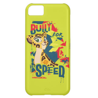 Lion Guard | Built For Speed Fuli iPhone 5C Case