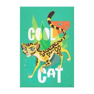 Lion Guard | Cool Cat Fuli Canvas Print