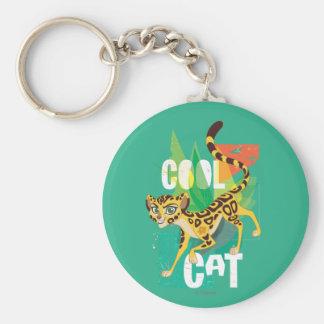 Lion Guard   Cool Cat Fuli Key Ring