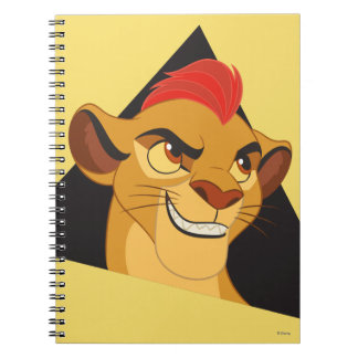 Lion Guard   Kion Character Art Notebooks