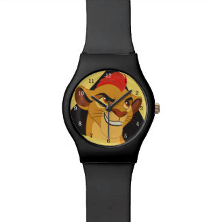 Lion Guard | Kion Character Art Watch