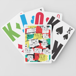 Lion Guard | Kion Expressions Pattern Bicycle Playing Cards