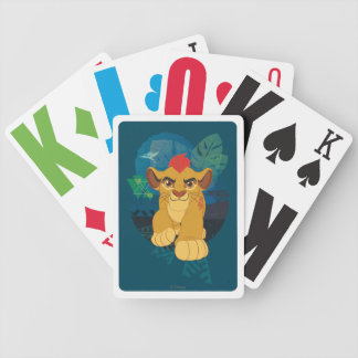 Lion Guard | Kion Safari Graphic Bicycle Playing Cards