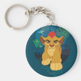 Lion Guard   Kion Safari Graphic Key Ring