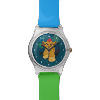 Lion Guard | Kion Safari Graphic Watch
