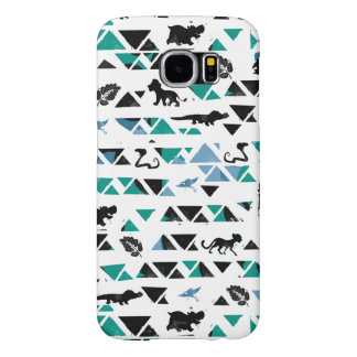 Lion Guard | Mosaic Pattern Samsung Galaxy S6 Cases