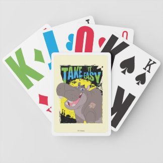 Lion Guard | Take It Easy Beshte Bicycle Playing Cards