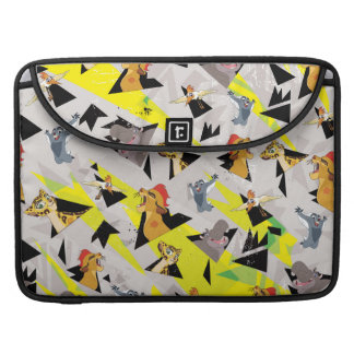 Lion Guard | Triangle Pattern Sleeve For MacBooks