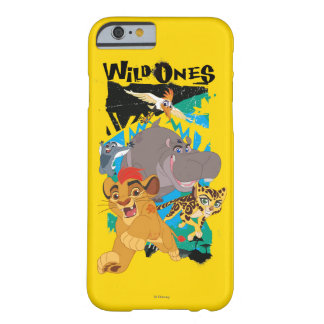 Lion Guard | Wild Ones Barely There iPhone 6 Case