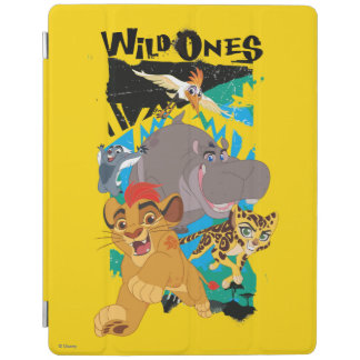 Lion Guard | Wild Ones iPad Cover