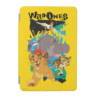 Lion Guard | Wild Ones iPad Mini Cover
