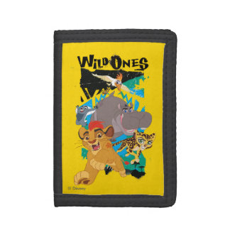 Lion Guard | Wild Ones Tri-fold Wallets