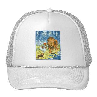 Lion Mesh Hat