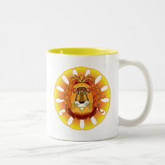 Lion Head Gifts Mug