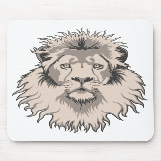 Lion Head Mousemats