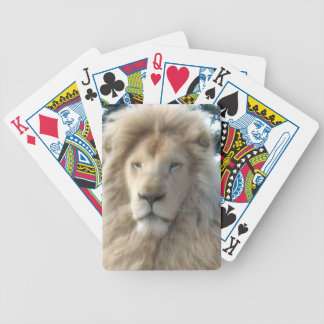 Lion Head playing cards