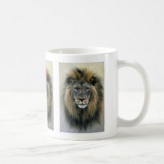 Lion (head study) mug