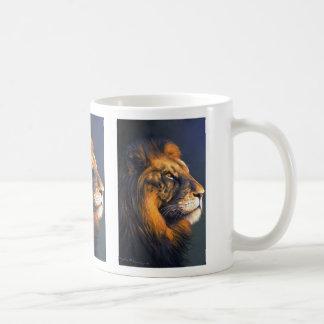 Lion (head study) mugs