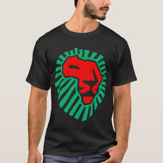 Lion Head This time For Africa Waka-waka T-Shirt