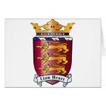 Lion Heart Crest