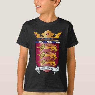 Lion Heart Crest T-Shirt