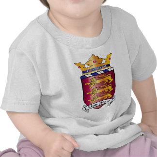 Lion Heart Crest Tshirt