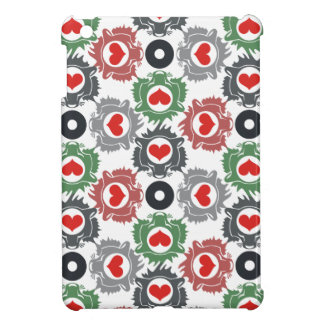 Lion heart cover for the iPad mini