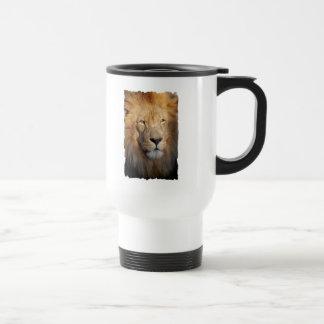 Lion Images Travel Mug