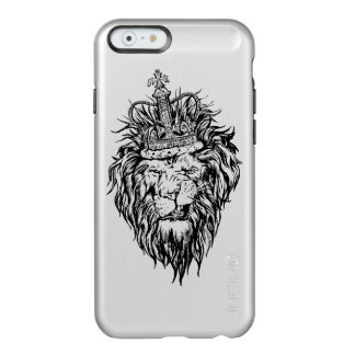 Lion in crown incipio feather® shine iPhone 6 case