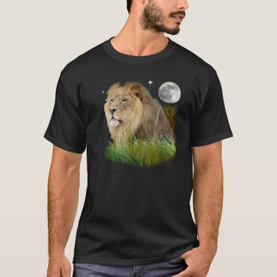 Lion in the Jungle T-Shirt